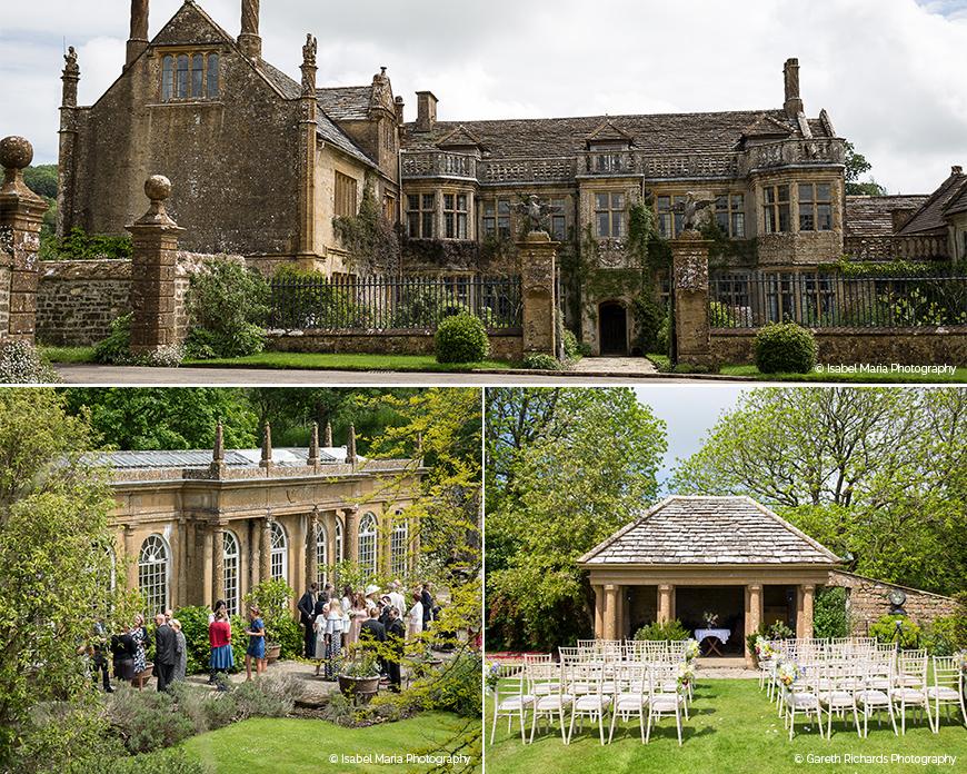 Mapperton - Stunning Summer Wedding Setting