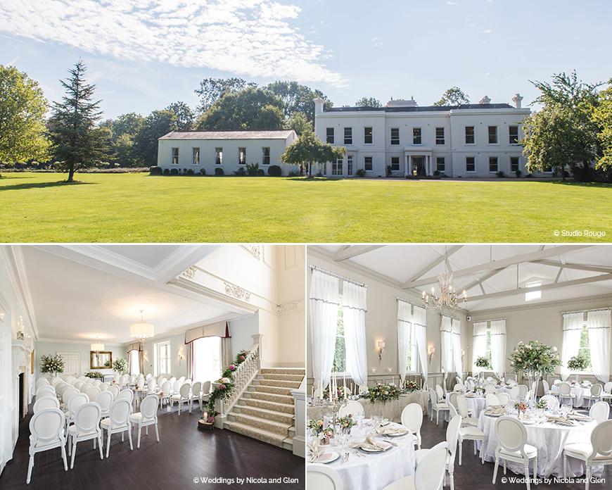 Morden Hall - Stunning Summer Wedding Setting