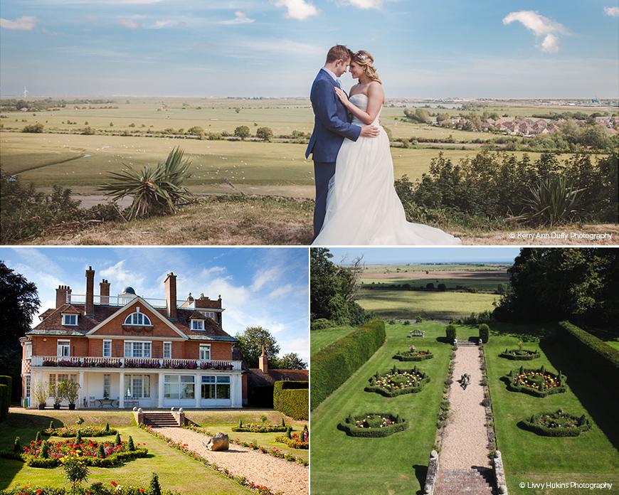 Saltcote Place - Stunning Summer Wedding Setting