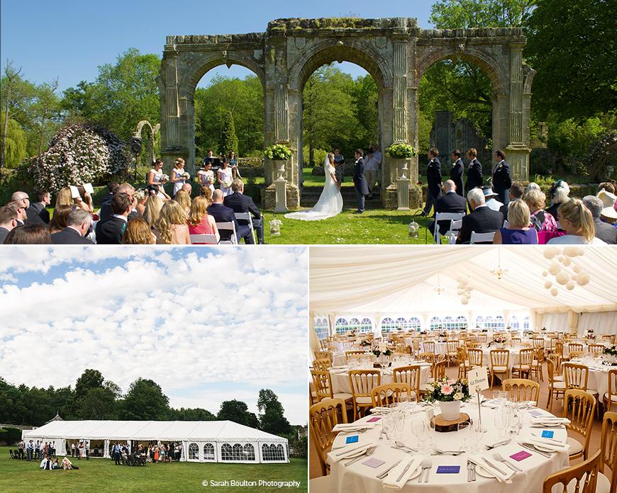 Slaugham Place - Stunning Summer Wedding Setting