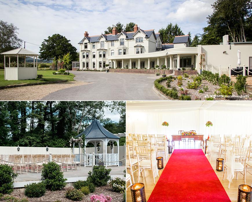 Southdowns Manor - Stunning Summer Wedding Setting