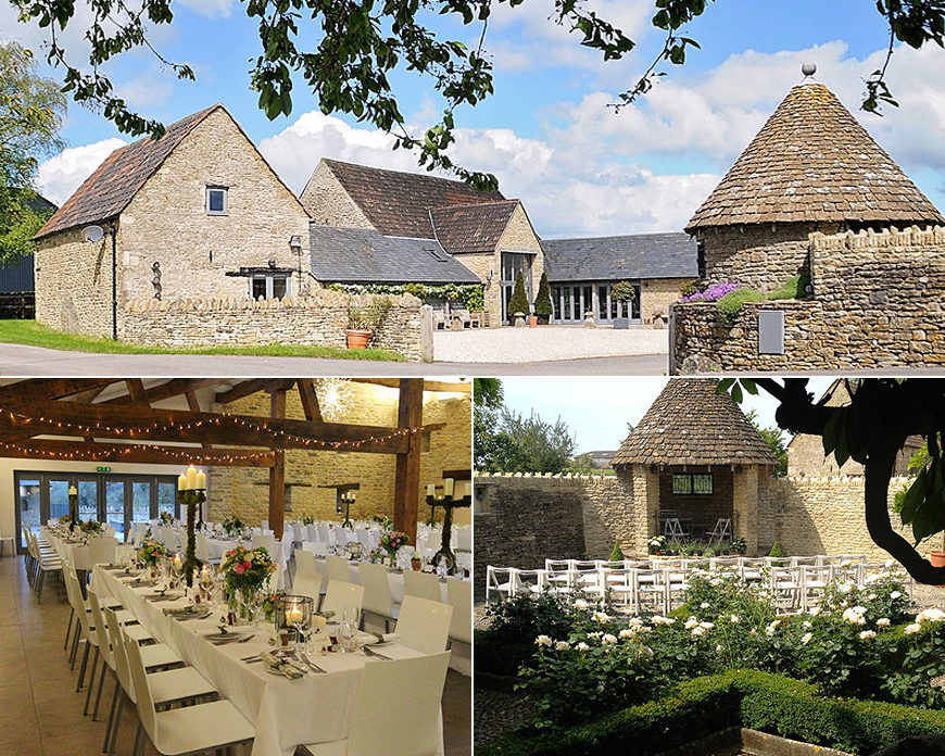 Winkworth Farm - Stunning Summer Wedding Setting