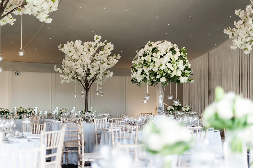 11 Marquee Wedding Venues You Won't Want To Miss - Combermere Abbey | CHWV