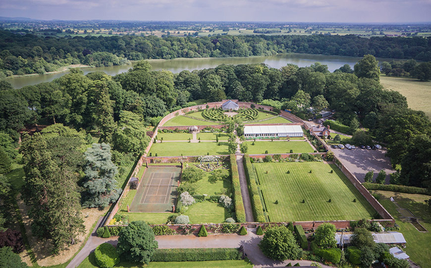 Finding The Perfect Country House Wedding Venue In Shropshire - Combermere Abbey | CHWV
