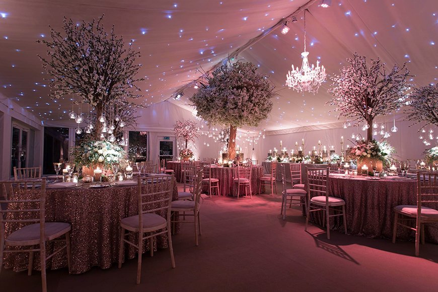 6 Contemporary Country House Wedding Venues - Iscoyd Park | CHWV