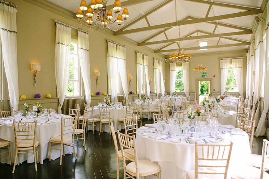 6 Contemporary Country House Wedding Venues - Morden Hall | CHWV