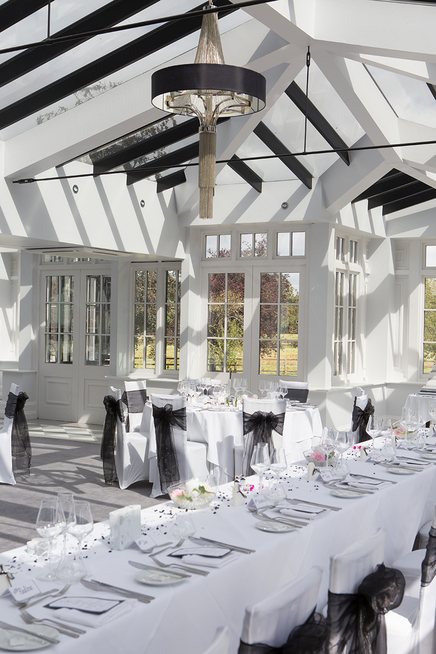 6 Contemporary Country House Wedding Venues - Swynford Manor | CHWV