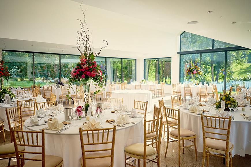 6 Contemporary Country House Wedding Venues - Tyn Dwr Hall   CHWV