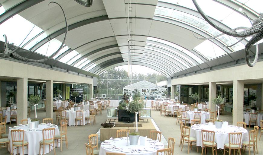 6 Contemporary Country House Wedding Venues - Wakehurst   CHWV