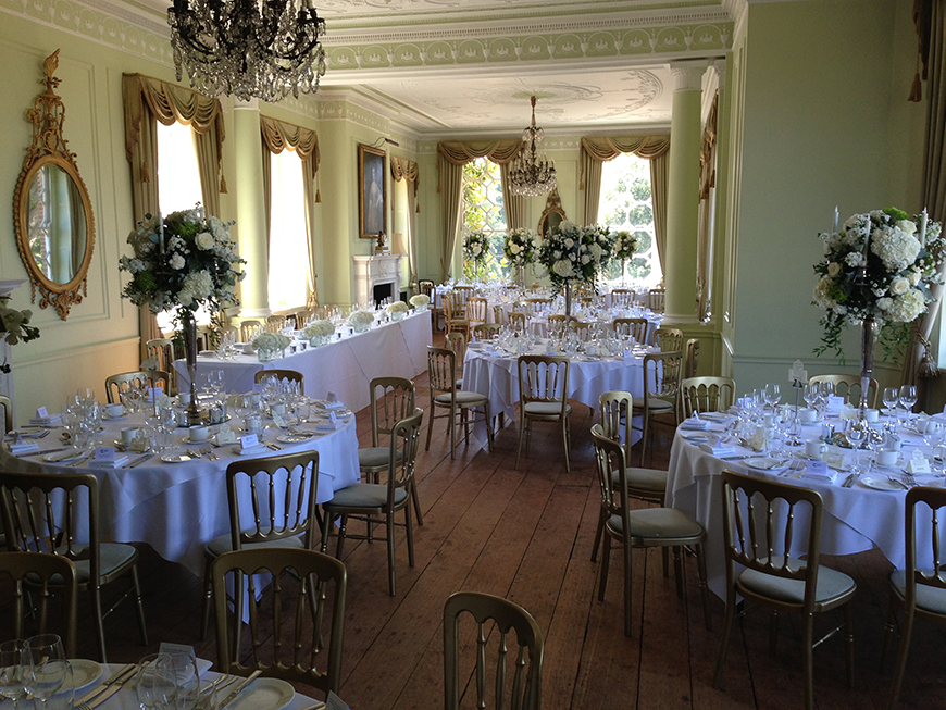 7 Country House Wedding Venues In Essex You Won't Want To Miss - Braxted Park | CHWV