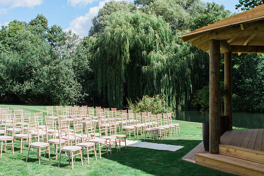 7 Country House Wedding Venues In Essex You Won't Want To Miss - That Amazing Place | CHWV
