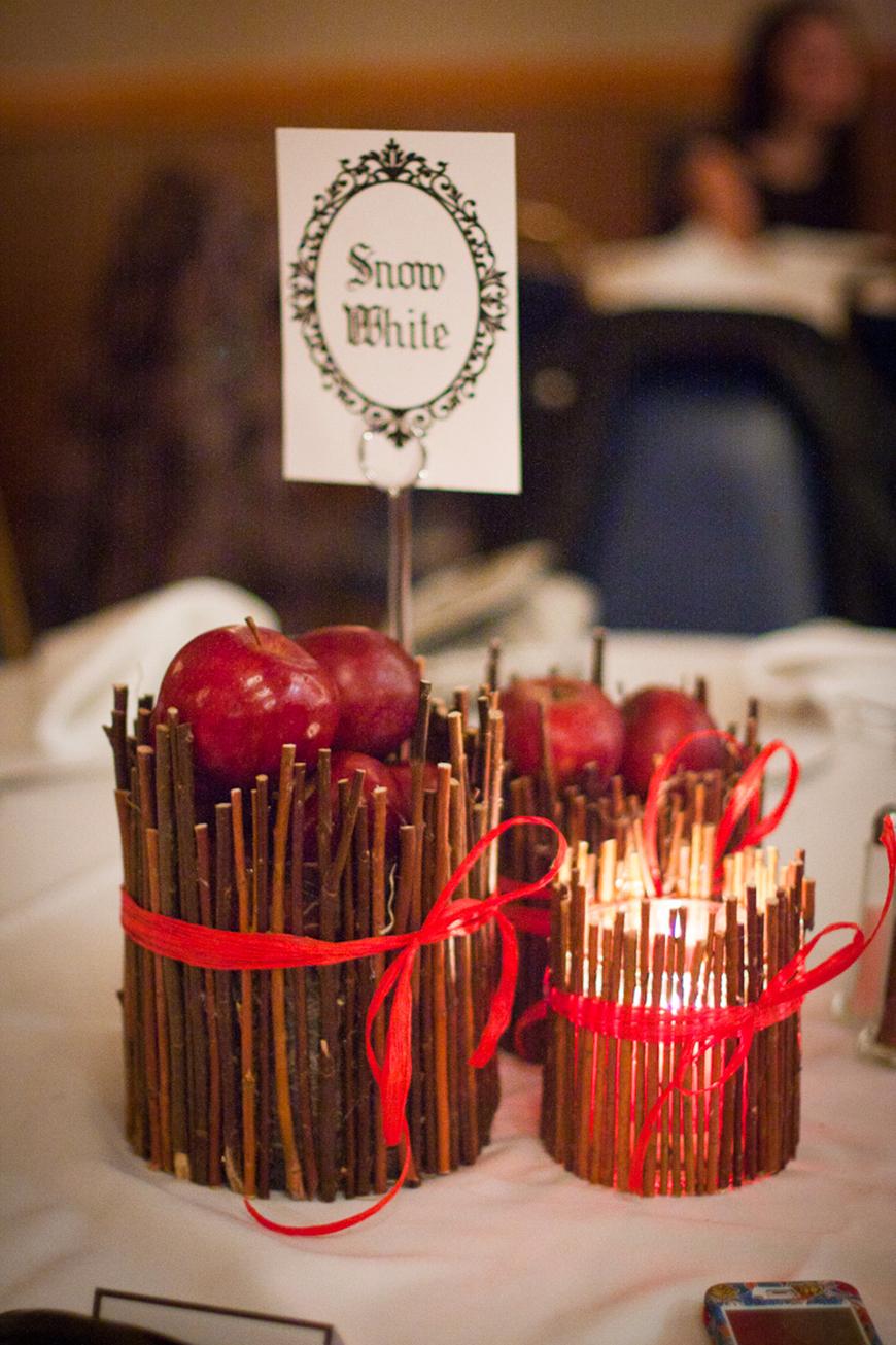 Cracking Christmas Table Name Ideas - Pantomimes | CHWV