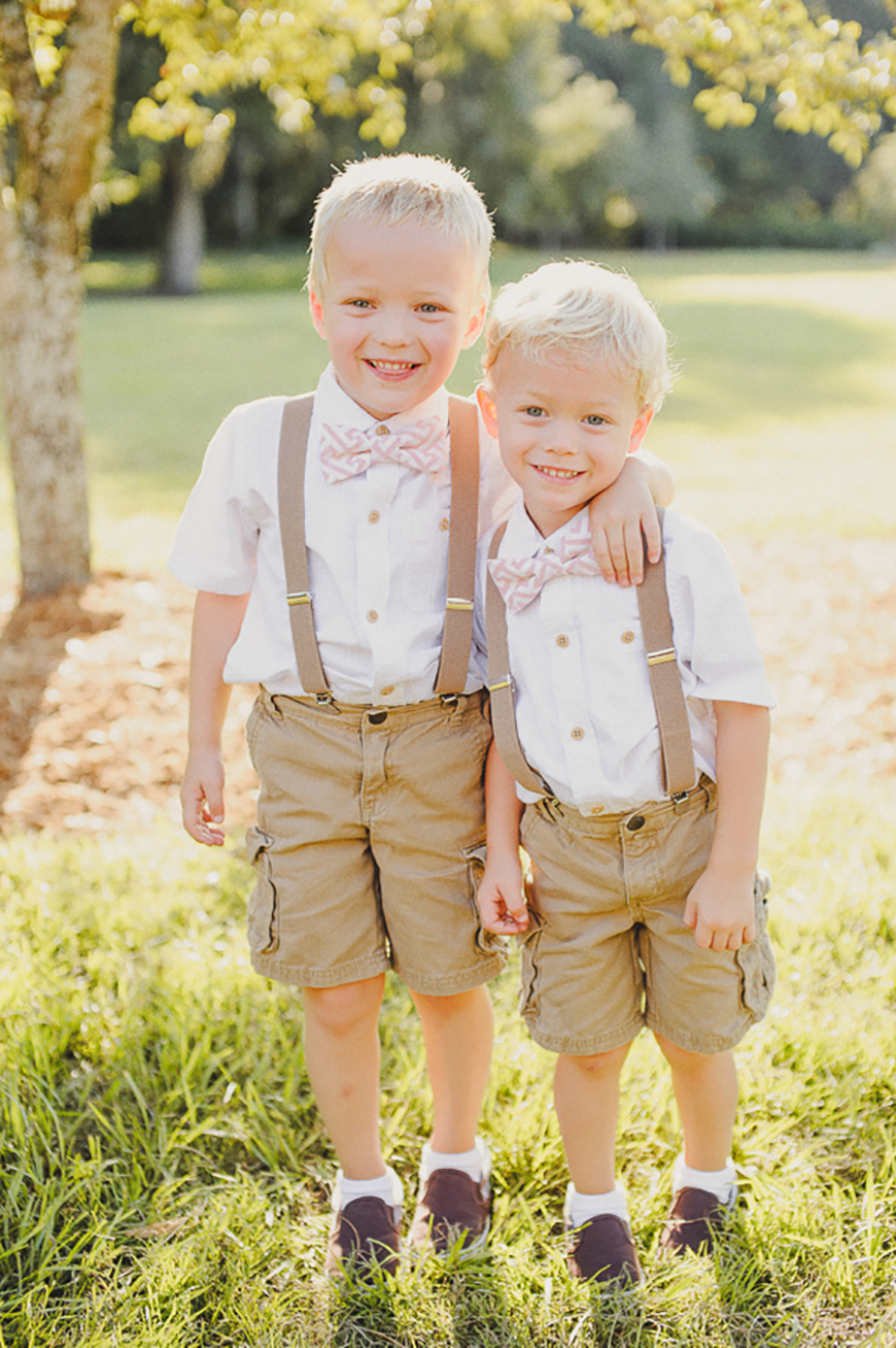Weddings Ideas by Colour: Cream Wedding Suits - On the beach | CHWV