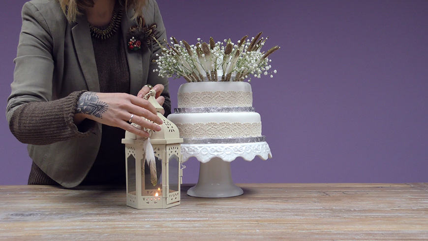 Creating a diy wedding cake with a beautiful boho style creating a diy wedding cake with a beautiful boho style chwv solutioingenieria Choice Image