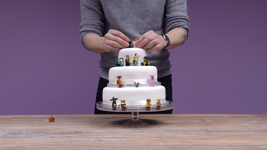 diy wedding cake ideas uk creating a diy wedding cake with lego chwv 13635