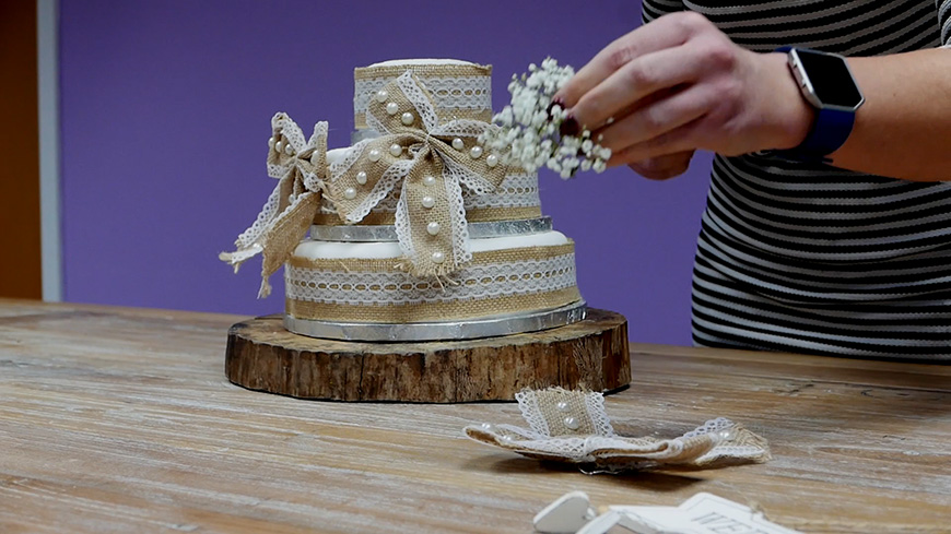 diy wedding cake ideas uk creating a diy wedding cake with an amazing rustic style 13635