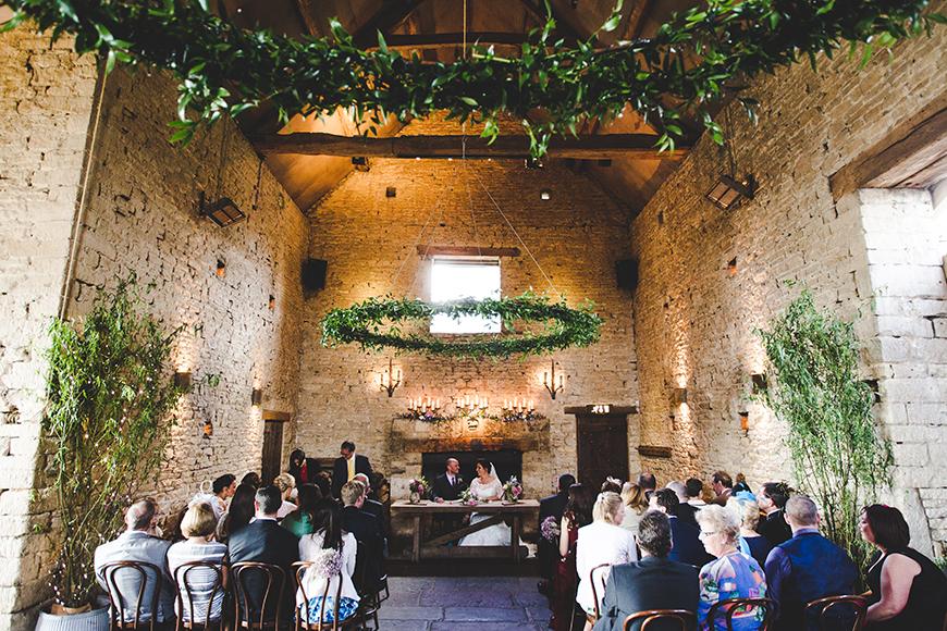 8 Wonderful Wiltshire Wedding Venues - Cripps Barn | CHWV