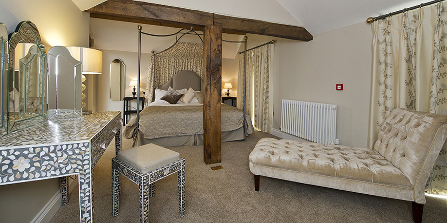 Curious About Curradine Barns - The luxurious accommodation | CHWV