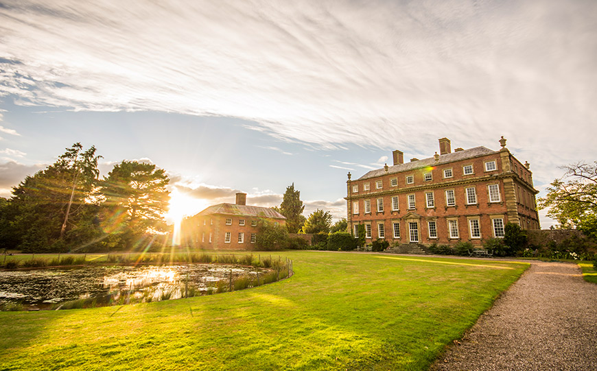 A First Look At A Brand New Wedding Venue In Shropshire | CHWV