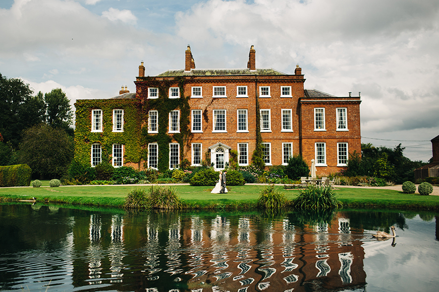 10 Unmissable Midlands Wedding Venues - Delbury Hall | CHWV