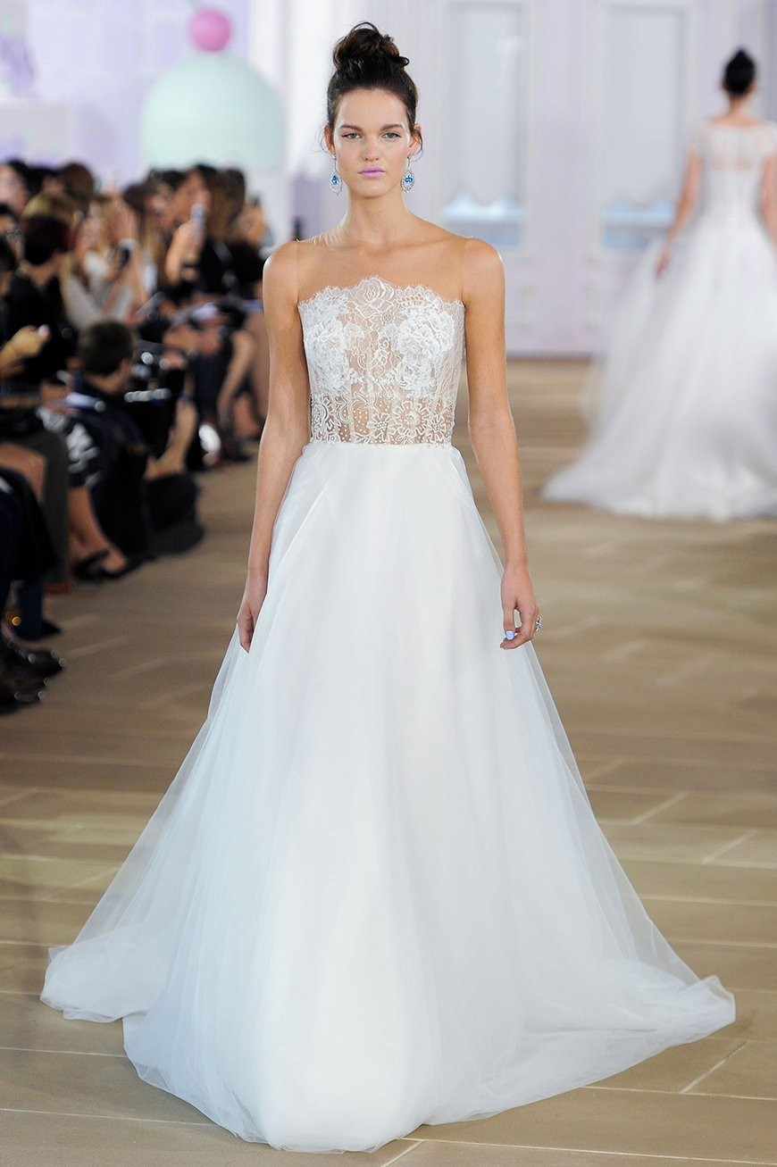 Dramatic Wedding Dresses To WOW Your Guests! - The ultimate ballgowns | CHWV