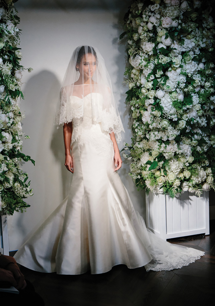 Dramatic Wedding Dresses To WOW Your Guests! - Fabulous fishtails | CHWV