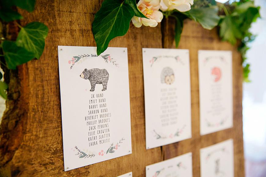 A Winter Woodland-Inspired Wedding in Lancashire - Flowers | CHWV