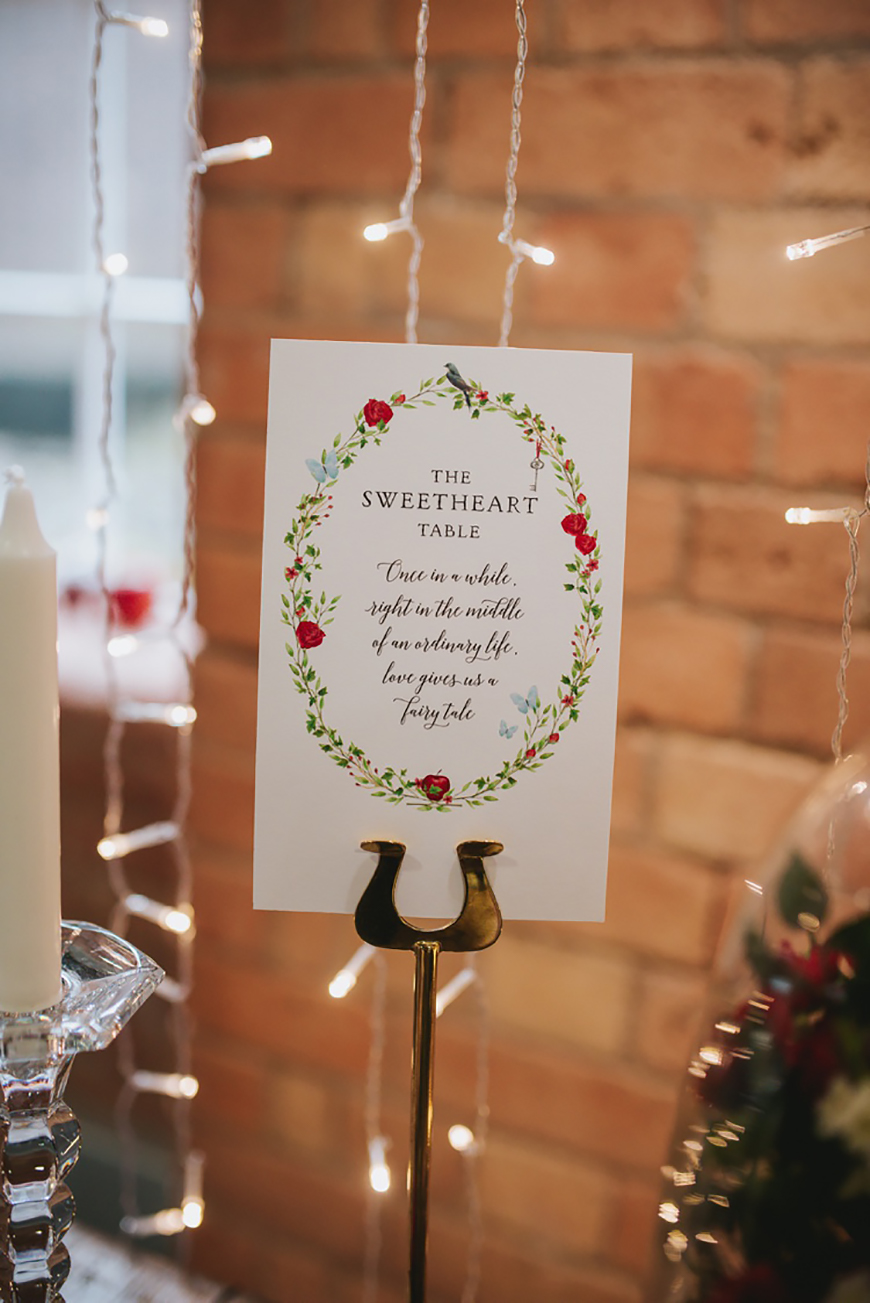 30 Amazing Wedding Table Name Ideas - Keep it romantic | CHWV
