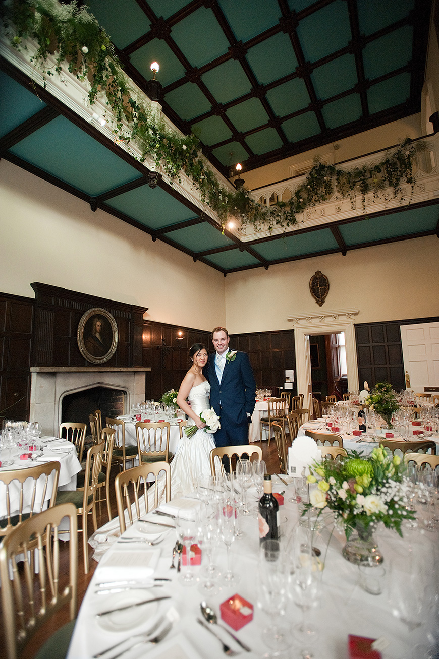 4 Fantastic Castle Venues for Your Summer Wedding - Chiddingstone Castle | CHWV
