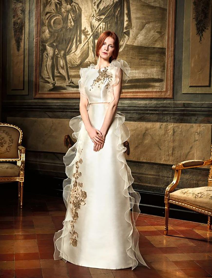 fantastic floral wedding dresses chwv With fantastic finds wedding dresses