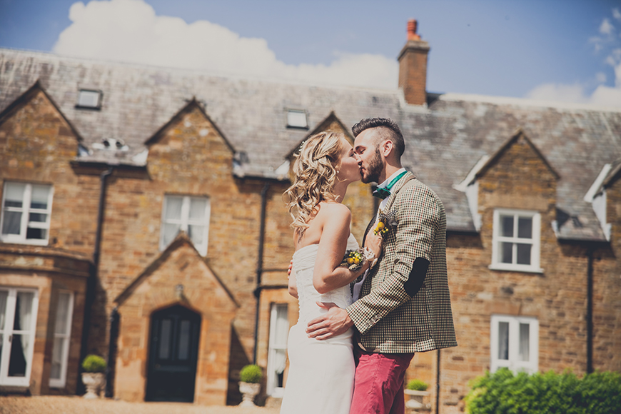 Our 7 Favourite Barn Wedding Venues in the East Midlands - Brampton Grange | CHWV