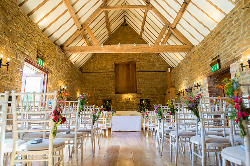 Our 7 Favourite Barn Wedding Venues in the East Midlands ...