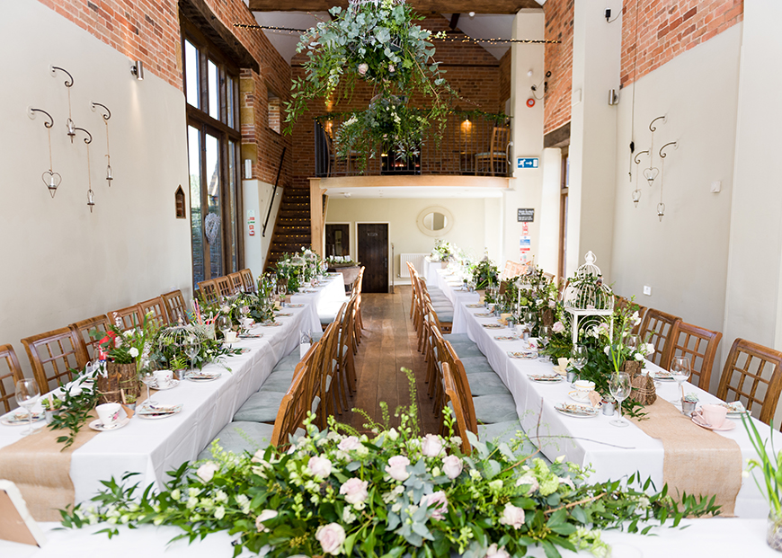 Our 7 Favourite Barn Wedding Venues in the East Midlands - Dodmoor House | CHWV