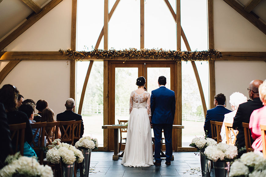 Our 7 Favourite Barn Wedding Venues in the East Midlands - Mythe Barn | CHWV