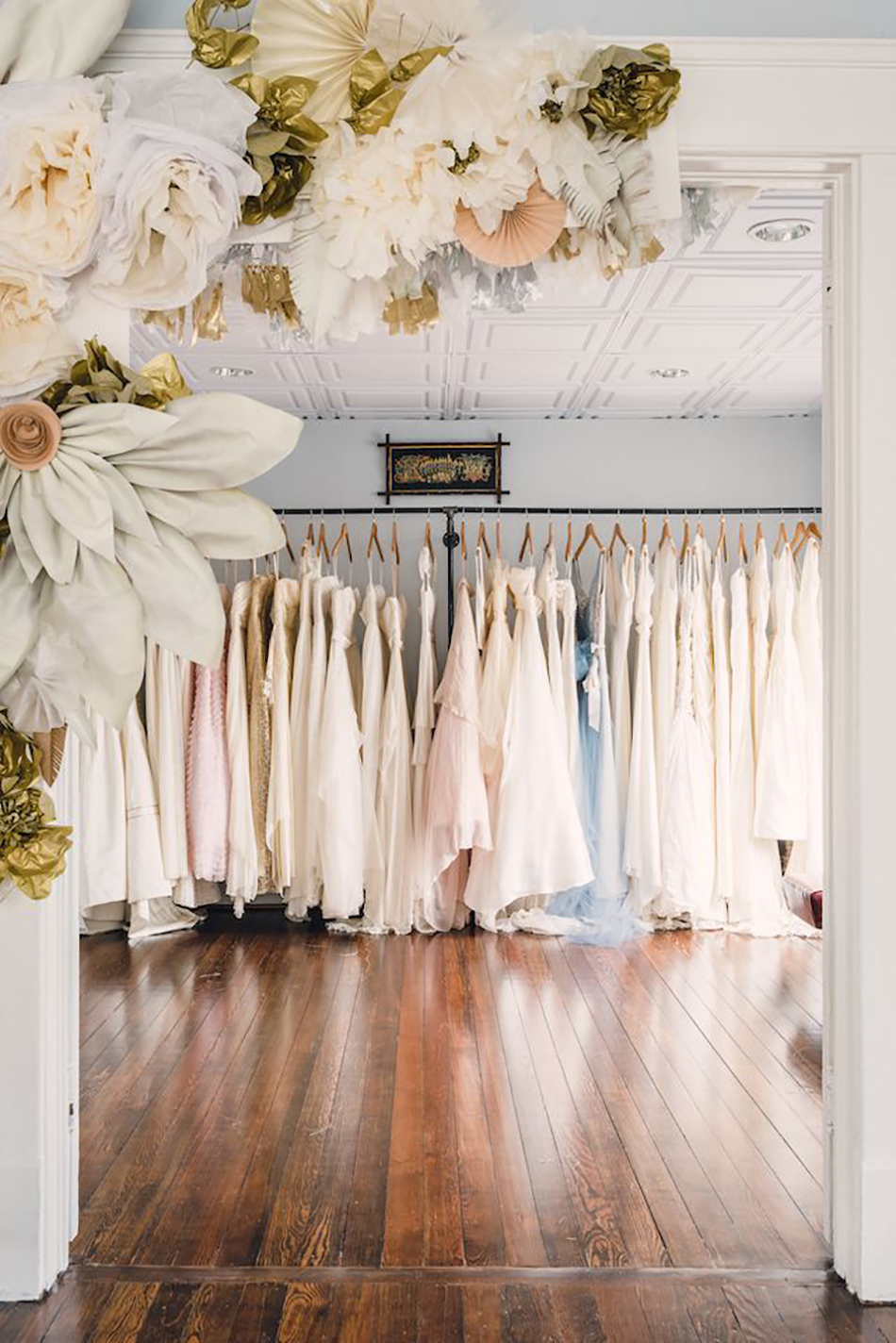 6 tips to finding the wedding dress of your dreams