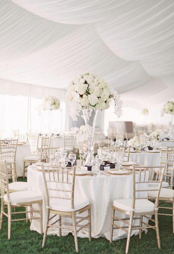 Wedding Decorations Beautiful Black And White Decor Ideas