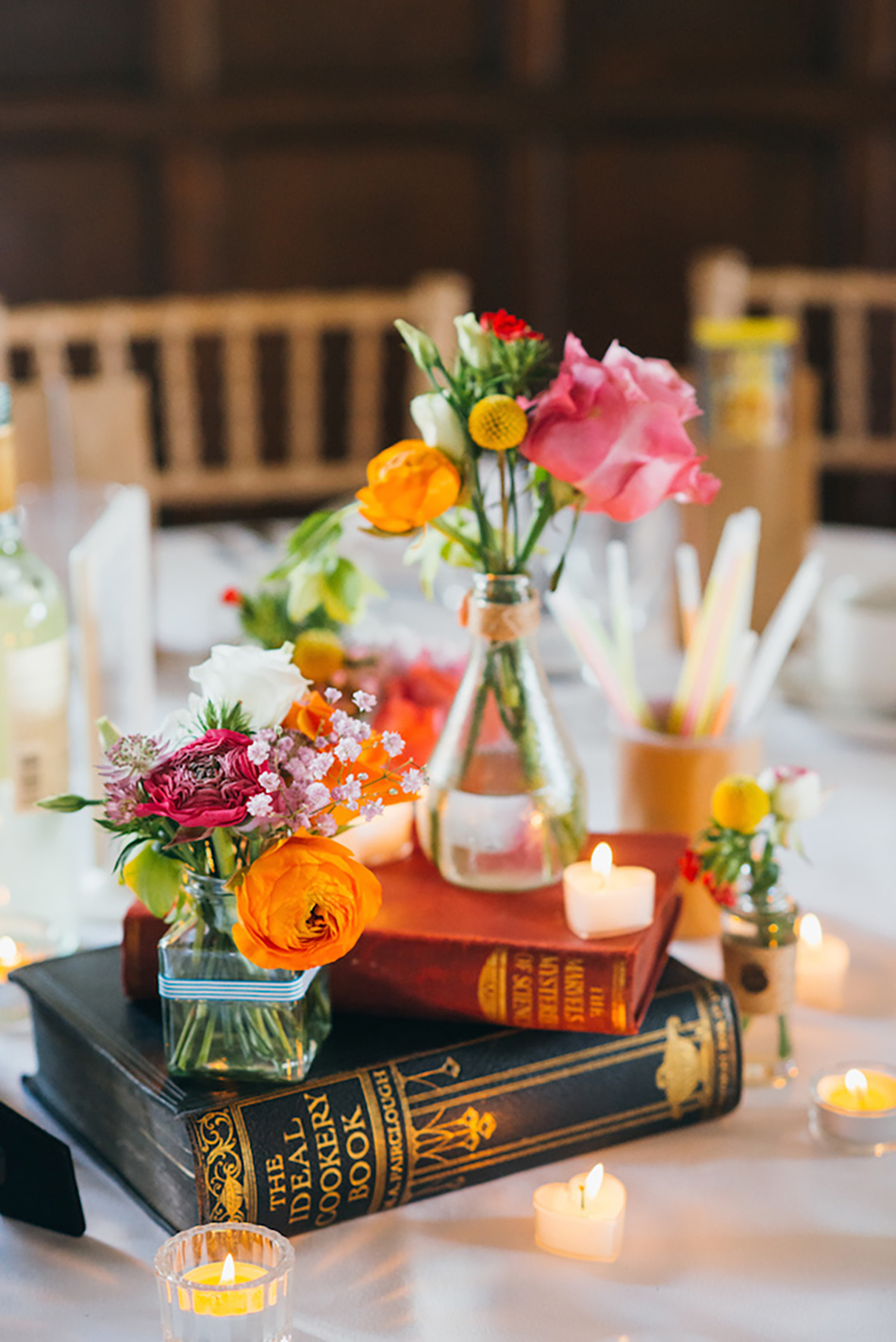 Sure, standard table numbers will get wedding guests to their seats, but why be ordinary? Express your personality with creative table names, or upgrade your style with unique ways to display the classic numbers. These 50 innovative table number ideas will inspire you to take your table décor from.