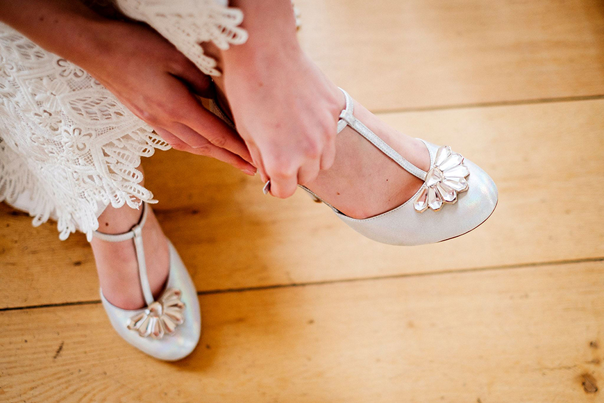 Fun Bridal Shoes That You Have To See | CHWV