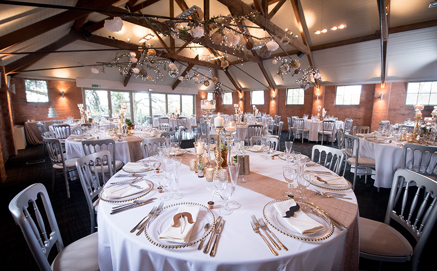 The Best Country House Wedding Venues For An Autumn Wedding - Gorcott Hall | CHWV