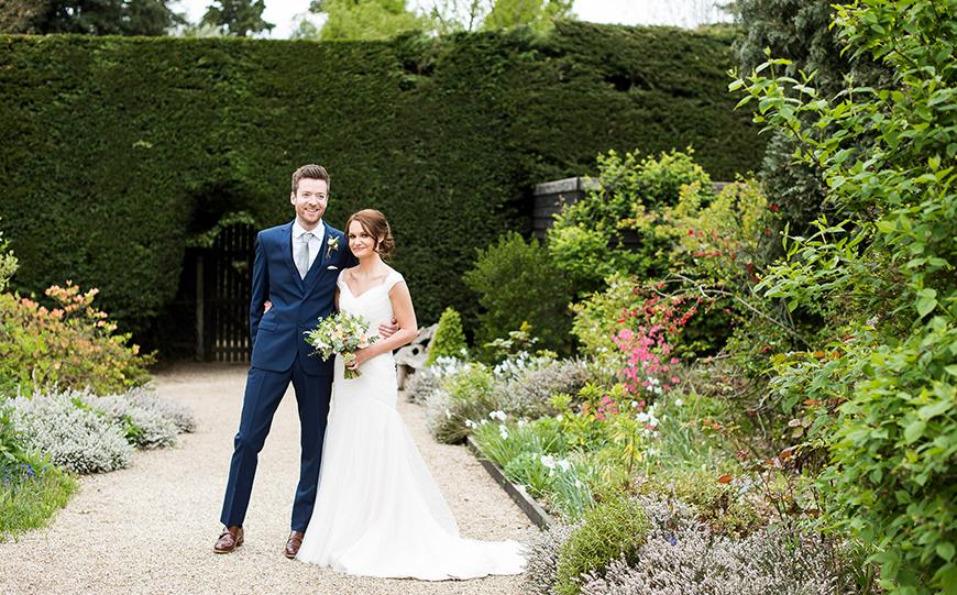 6 Glorious Garden Wedding Venues - Gaynes Park | CHWV