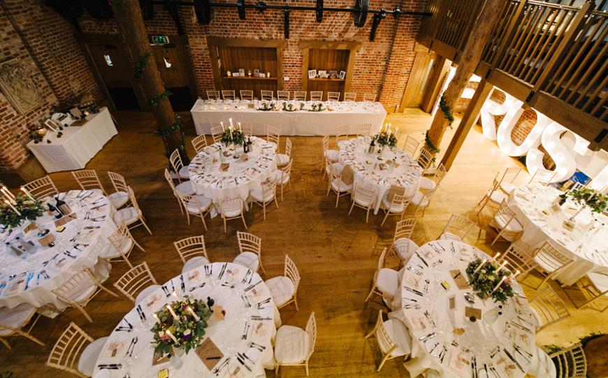Escape The City With 8 Wedding Venues Near London - Gaynes Park | CHWV