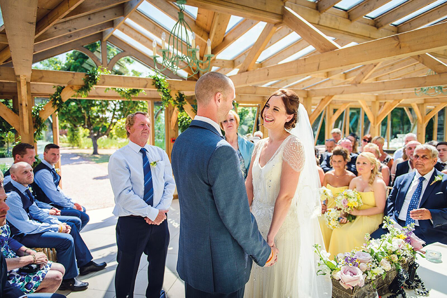 8 All-In-One Wedding Venues That Are Perfect For Summer - Gaynes Park | CHWV