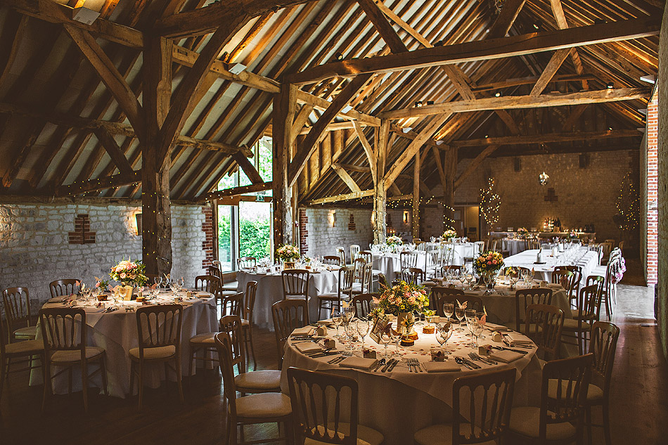 A Rustic Theme for Gemma and Nick's Handmade Wedding at The Barn at Bury Court