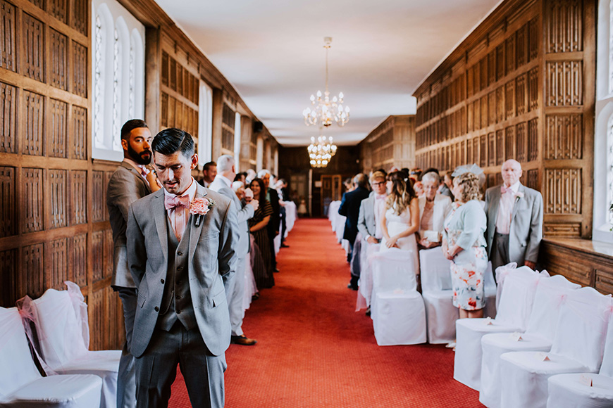 11 Unique Wedding Venues You Won't Want To Miss - Gosfield Hall | CHWV
