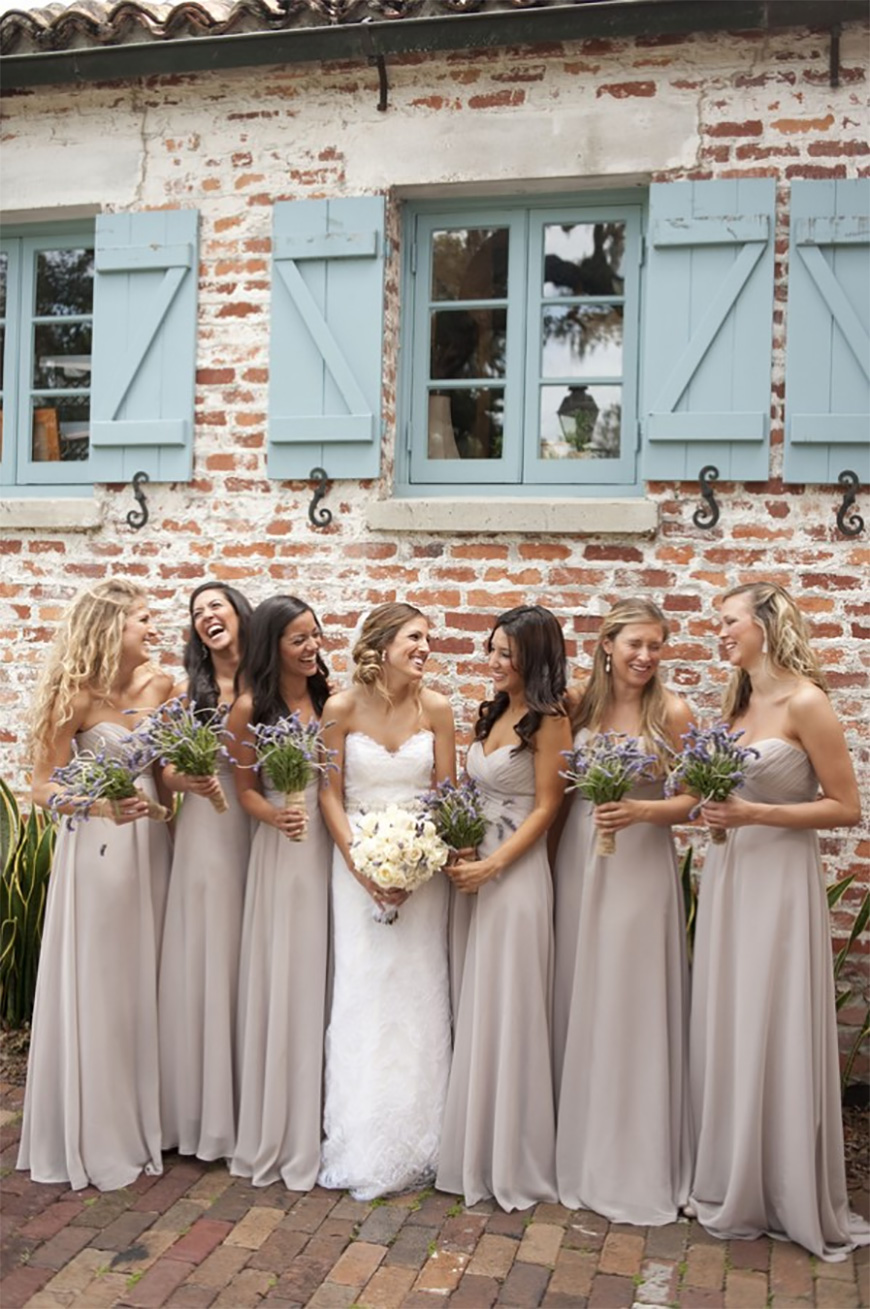 Wedding Ideas By Colour: Greige Wedding Inspiration | CHWV