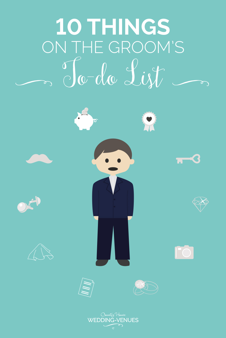 10 Things On The Groom's To Do List | CHWV
