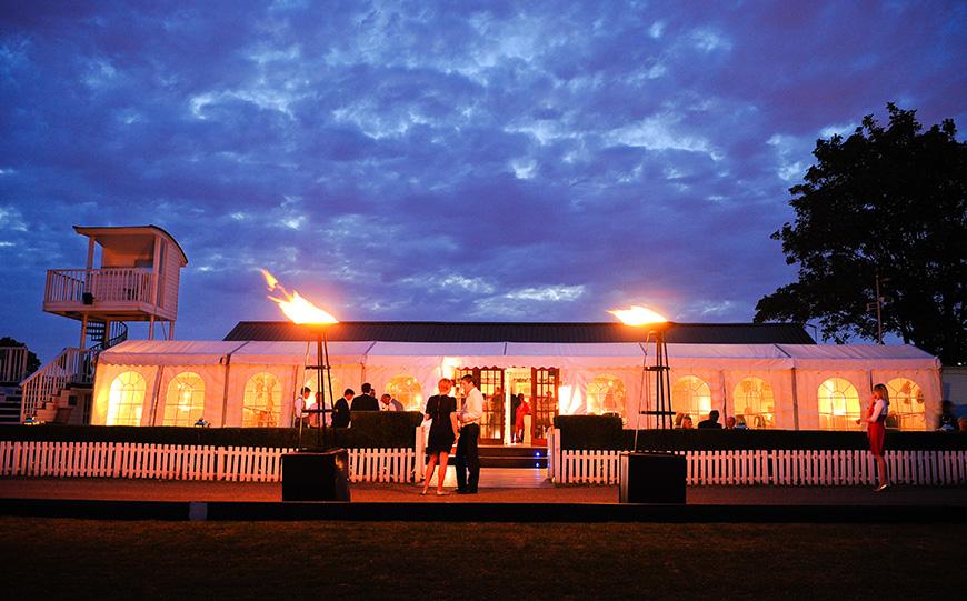 Escape The City With 8 Wedding Venues Near London - Ham Polo Club | CHWV