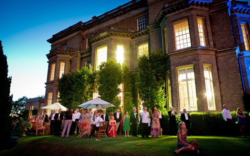Country House Wedding Venue In Buckinghamshire Hedsor
