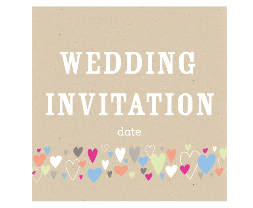 The Best High Street Wedding Stationery Ideas - Marks & Spencer | CHWV