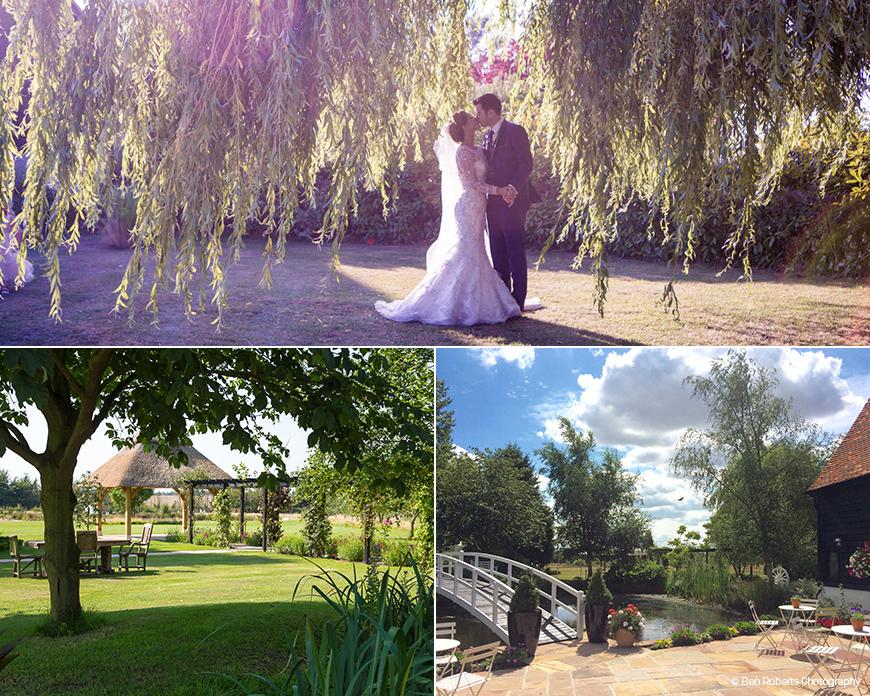 High House - Barn wedding venue in Essex